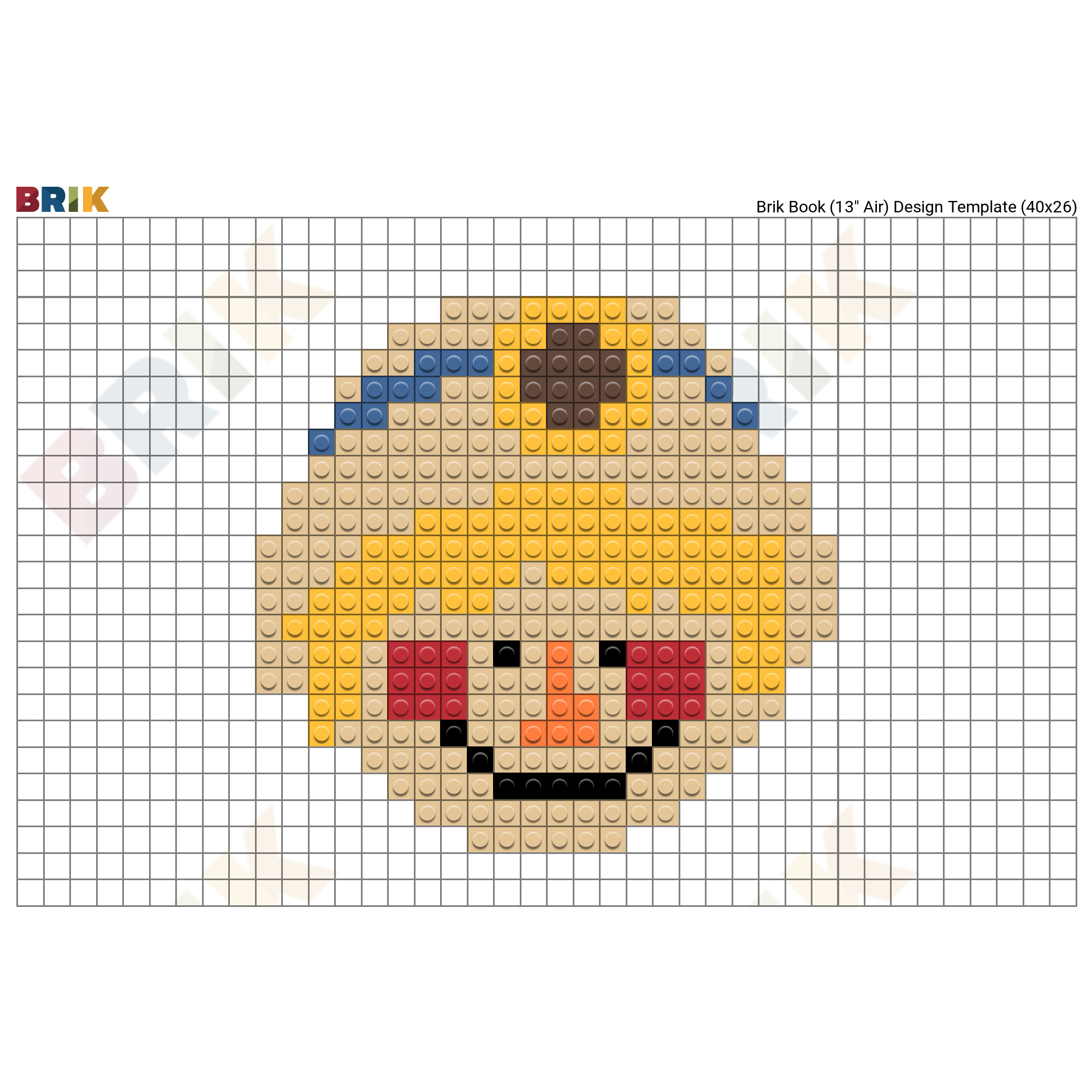 Build A Scarecrow Day Pixel Art – BRIK