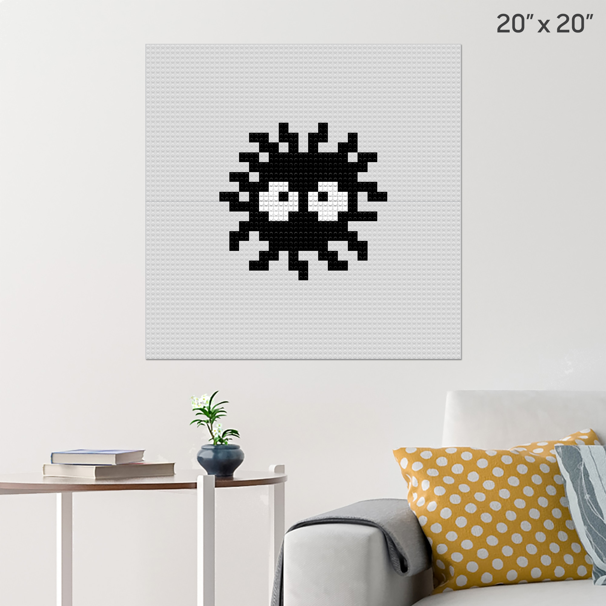 Spirited Away Soot Sprites Pixel Art Brik